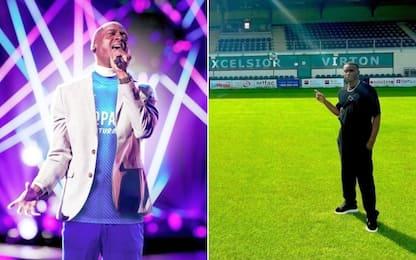 Belgio, all'Eurovision con un portiere cantante