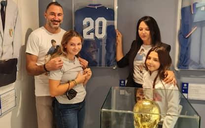 La Paolo Rossi Academy al Museo del Calcio