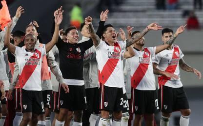 Il River Plate vince il Superclasico: Boca ko 2-1