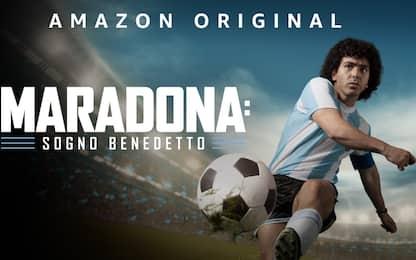 Maradona: Sogno Benedetto. In arrivo serie tv