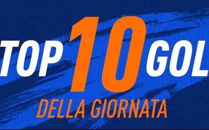 Serie D, top 10 gol della  5^ e 6^ giornata. VIDEO