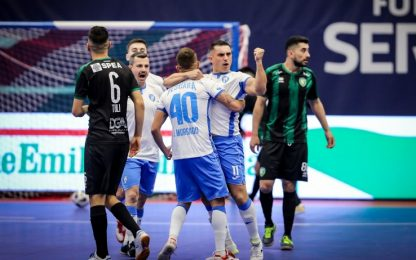 Futsal, 5^ giornata: il Petrarca Padova fa 5 su 5