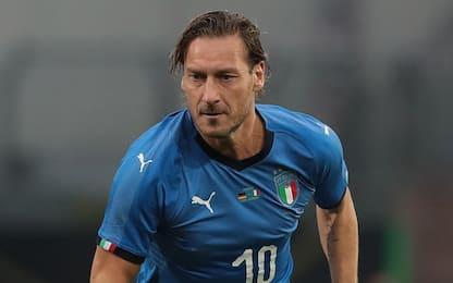 Calcio a 5, invito mondiale per Totti