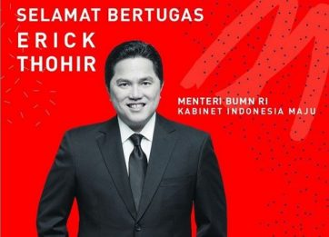 Thohir, nuova avventura: ministro in Indonesia