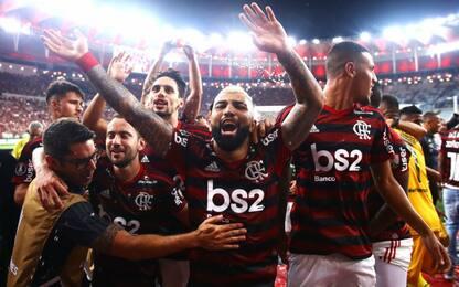 Gabigol show e Flamengo in finale di Libertadores