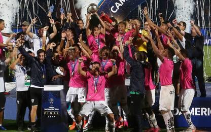 Storico del Valle, vince la sua prima Sudamericana
