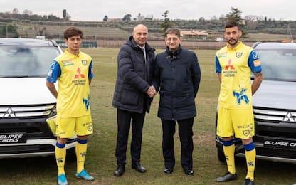 Chievo Verona, Mitsubishi è il nuovo main sponsor