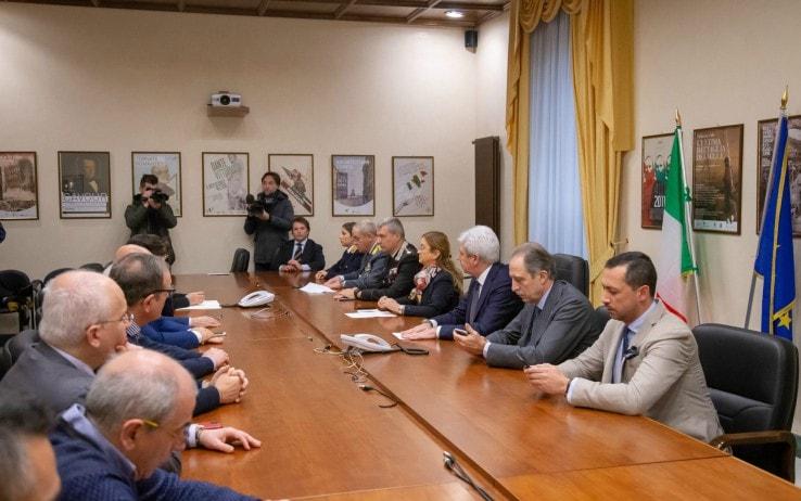 Il Comitato per l'Ordine e la Sicurezza pubblica