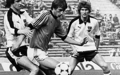 Addio a Rensenbrink, stella dell'Olanda anni '70