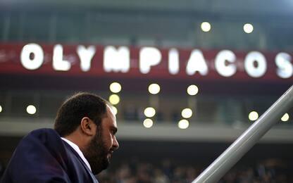 Stampa greca: Olympiacos a rischio retrocessione