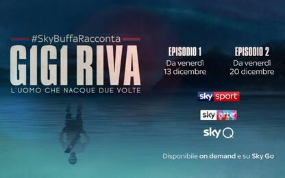 Buffa Racconta Riva, l'uomo che nacque due volte