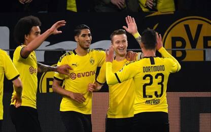 Il Borussia avvisa l'Inter: Gladbach ko con Reus