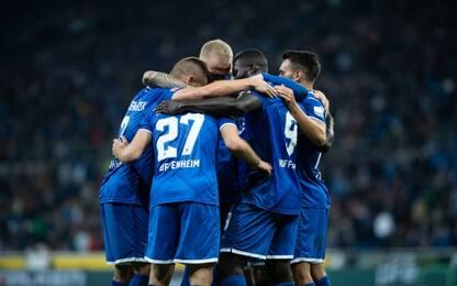 L'Hoffenheim stende lo Schalke, il Colonia respira