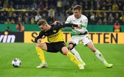 Coppa di Germania, avanzano Lipsia e Dortmund