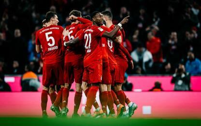 Valanga Bayern, Borussia ko 4-0 nel Der Klassiker