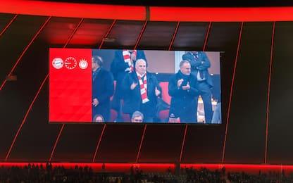 Uli Hoeness lascia il Bayern, addio dopo 49 anni
