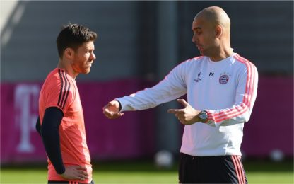 "Xabi Alonso: ""Via dal Real per scoprire Guardiola"""