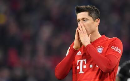 Bundesliga, i risultati del sabato: Bayern ko