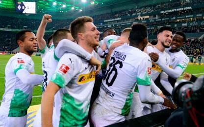 Gioia Gladbach, Bayern ko: risultati Bundesliga