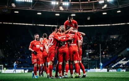 Hoffenheim travolto dall'Augsburg per 4-2