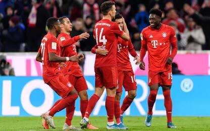 Bayern, 6 gol con super Coutinho. Poker Dortmund