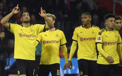 Emre Can, gran gol al Leverkusen: FOTO e VIDEO