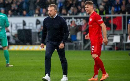 "Bayern, Flick contro i propri tifosi: ""Idioti"""