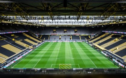 Sospese le partite di Bundesliga fino al 2 aprile