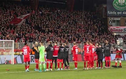 Union Berlin, la squadra rinuncia all'ingaggio