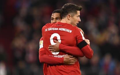 Le migliori coppie gol in Bundesliga. CLASSIFICA