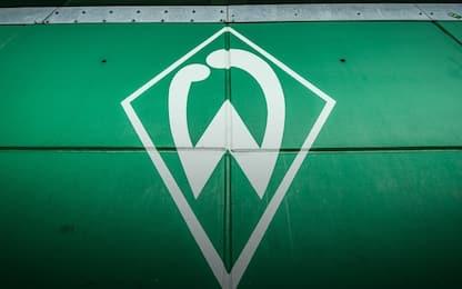 Familiare positivo: giocatore Werder in isolamento