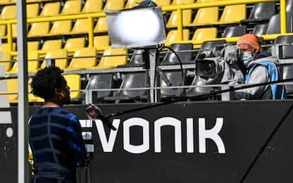 Ripartita la Bundesliga: tutta la giornata in FOTO