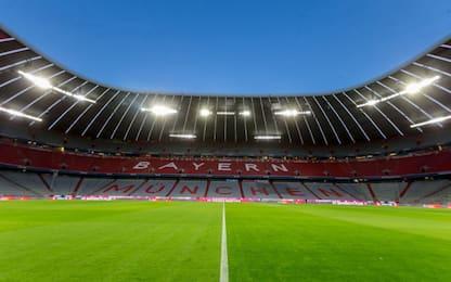 Dove vedere Bayern Monaco-Eintracht Francoforte
