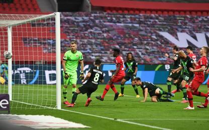 Pongracic, due gol identici in una partita. VIDEO