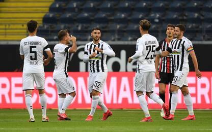 Grifo gol, primo italiano dopo il lockdown. VIDEO