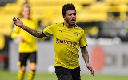 Paderborn-Borussia Dortmund, dove vederla in tv