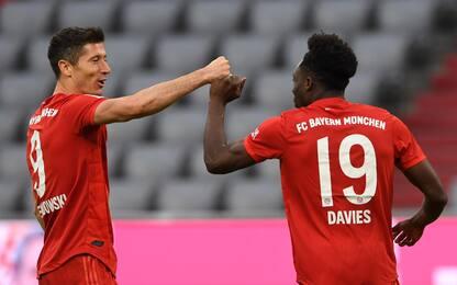 Bundesliga, le partite di oggi della 30^ giornata