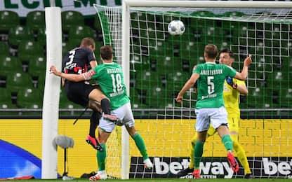 """Ilsanker, gol dopo 17"""" dall'ingresso in campo"""