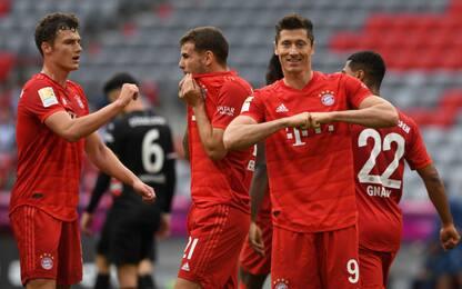 Bundesliga, calendario e orari della 30^ giornata