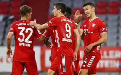 Bayern, nuova maglia e finale di coppa raggiunta