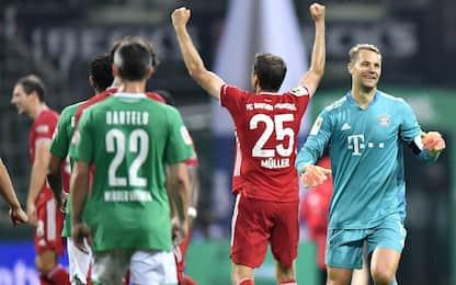 Bundesliga, calendario e orari della 33^ giornata