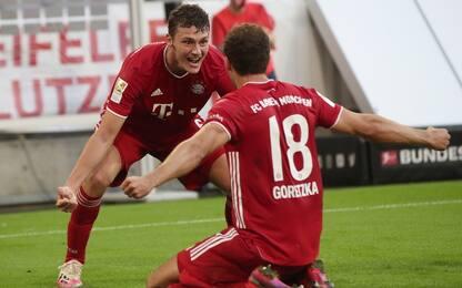 Werder Brema-Bayern Monaco, dove vederla in tv
