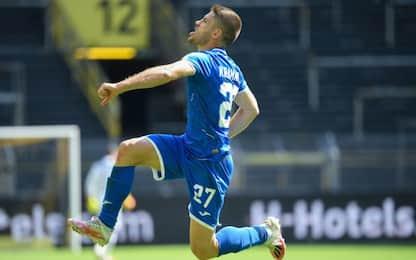 Gladbach in Champions, Werder a spareggio salvezza
