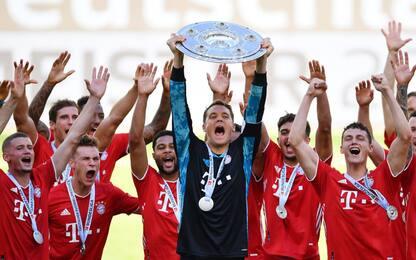 Bayern campione: le foto della festa-premiazione