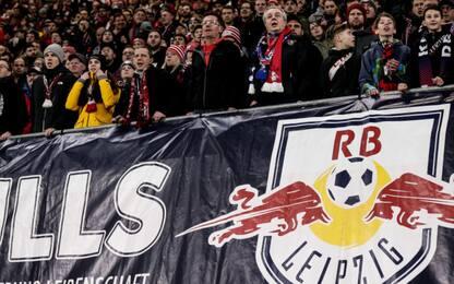 A Lipsia tornano i tifosi: 8500 per prima in casa