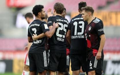 Vincono Bayern e Borussia: in testa a pari merito