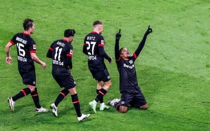 Il Bayer vince ancora ed è in testa: +1 sul Bayern