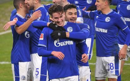 Lo Schalke torna al successo dopo un anno