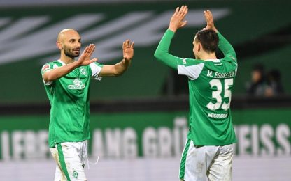 Werder Brema-Eintracht 2-1