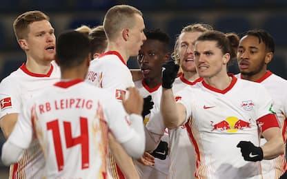 Arminia Bielefeld-Lipsia 0-1